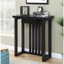 Sleek Console Entrance Table with Drawers