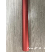 Red Anodizing Aluminum Tube
