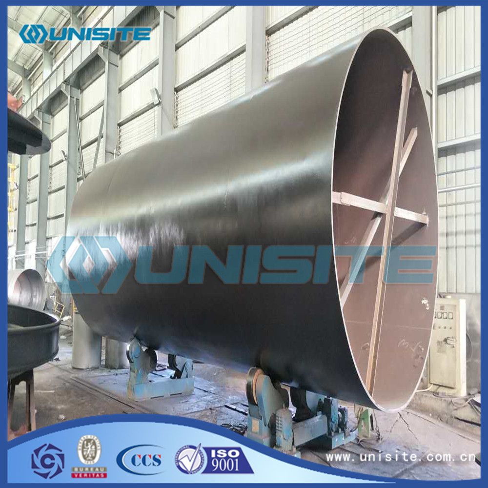 Hydraulic Water Overflow Pipe