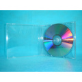 CD Jewel Case cd jewel box cd jewel cover 10.4mm Single with clear Tray