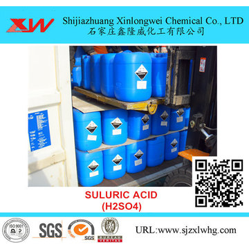 Sulfuric Acid Used In Leather Processing
