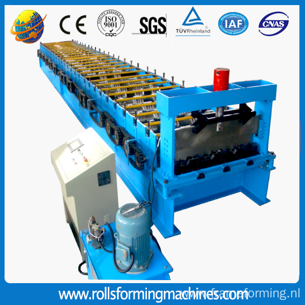 Floor Deck Sheet Cold Roll Forming Machine