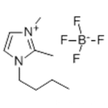 1-BUTYL-2,3-DIMETHYLIMIDAZOLIUM TETRAFLUOROBORATE CAS 402846-78-0