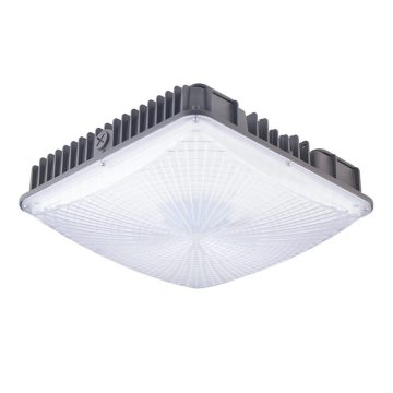 75W ETL Led Outdoor Canopy Lighting