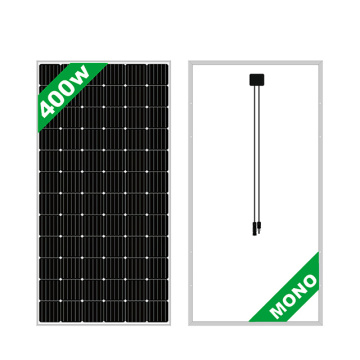 320W Dual Glass Mono Crystalline Solar Panel