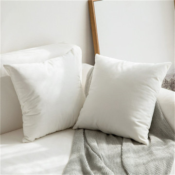 Wholesale down alternative pillow inserts-polyester inner