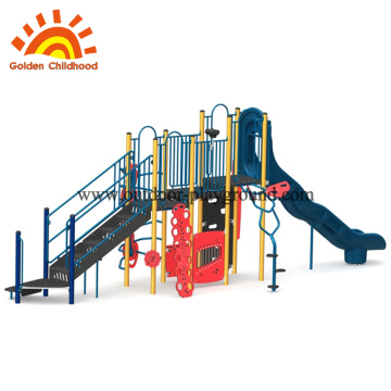 Landscape Outdoor playground Preschool equipment
