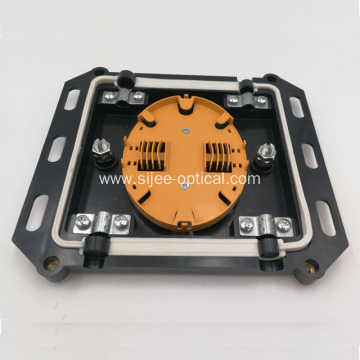 SJ-Small-5 Compact Type Fiber Optical Splice Closure box