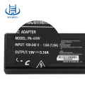 International laptop adapter 65w for toshiba
