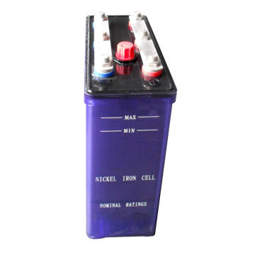 24v 48v 700ah NI-FE 100% non-pollution storage battery