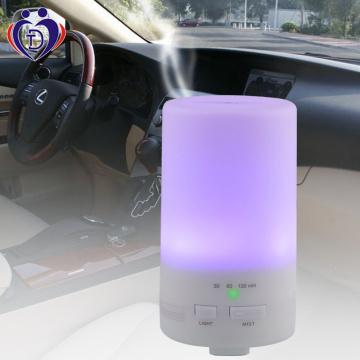 Portable Usb Air Humidifier Aromatherapy Car