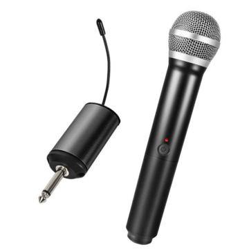 Wireless Karaoke Microphone MIC mikrofon KTV Karaoke player Echo System Digital Sound Audio Mixer Singing Machine MICE3