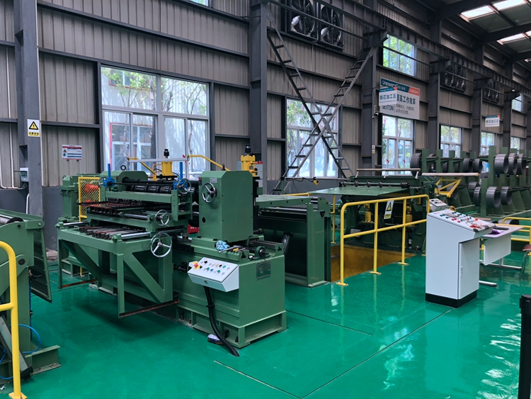 silicon steel cutting machine