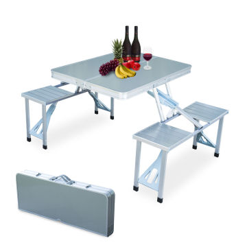 Aluminum colorful sits for family