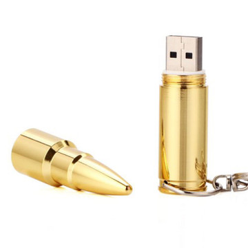 Cheap Price Bullet Shape USB Flash Drive