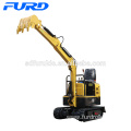 Manufacturer 900kg Construction Cheap Mini Excavator (FWJ-900-10)