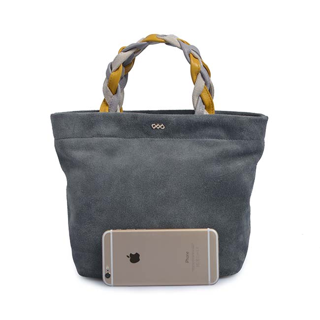 new model suede soft leather tote bags shoulder handbags for women