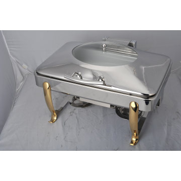 Reliable Quality Oblong Chafing Dish Buffet Frame