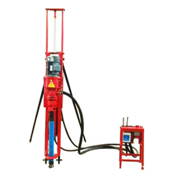 100m Dth Drilling Rig With Air Compressor