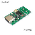 ZY12PDS Type-C USB-C PD2.0 3.0 Turn DC USB Deception Fast Charging Trigger Polling Detector