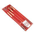 outdoor 3pcs mini barbecue accessories set