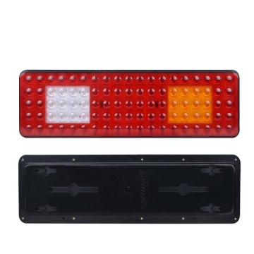 24V 95LEDs  IP67 WaterProof Truck Tail Light