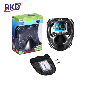 New scuba regulator RKD training mask high safety