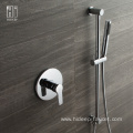 Single Function Wall Mounted Shower Faucet Set
