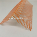 Stucco Stop Corner Beads With Fiberglass Wire Mesh