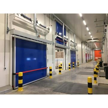 Automatic High speed cold storage door
