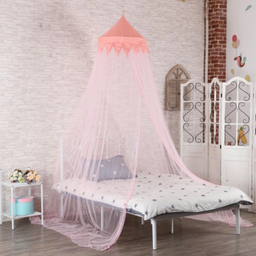 Pink dome children's mosquito net for sale online
