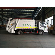 6cbm JAC Docking Rubbish Trucks