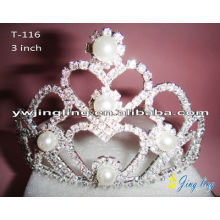 Pearl Valentine's Day Pageant Crowns