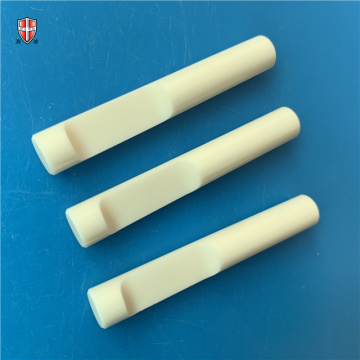 wearable aluminum oxide ceramic insulated plunger shaft