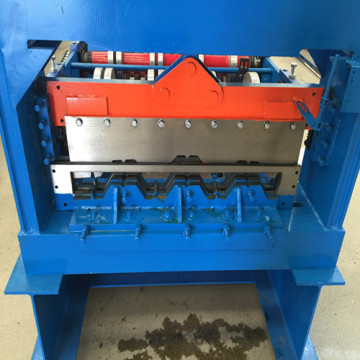 Roof Panel Floor Deck Roll Forming Machine