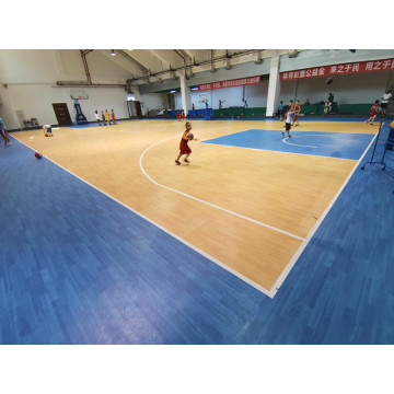 Indoor PVC Basketball Sports Courts Mat