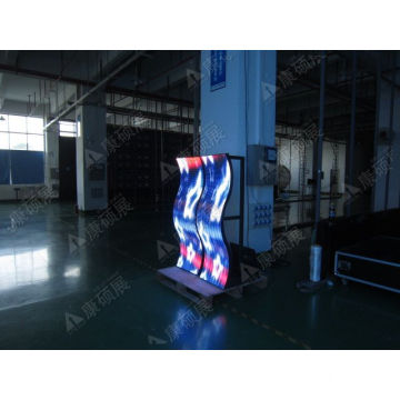 P2 flexible led screen