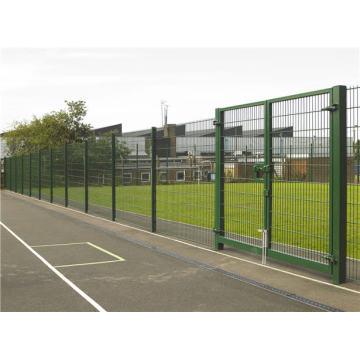 Football Field chain link fence with good quality