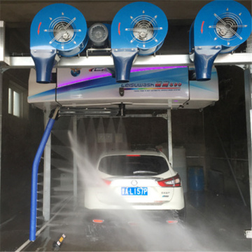 Leisuwash 360 high pressure touchless car wash machine