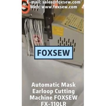 Automatic Mask Ear-Loop Cutting Machine