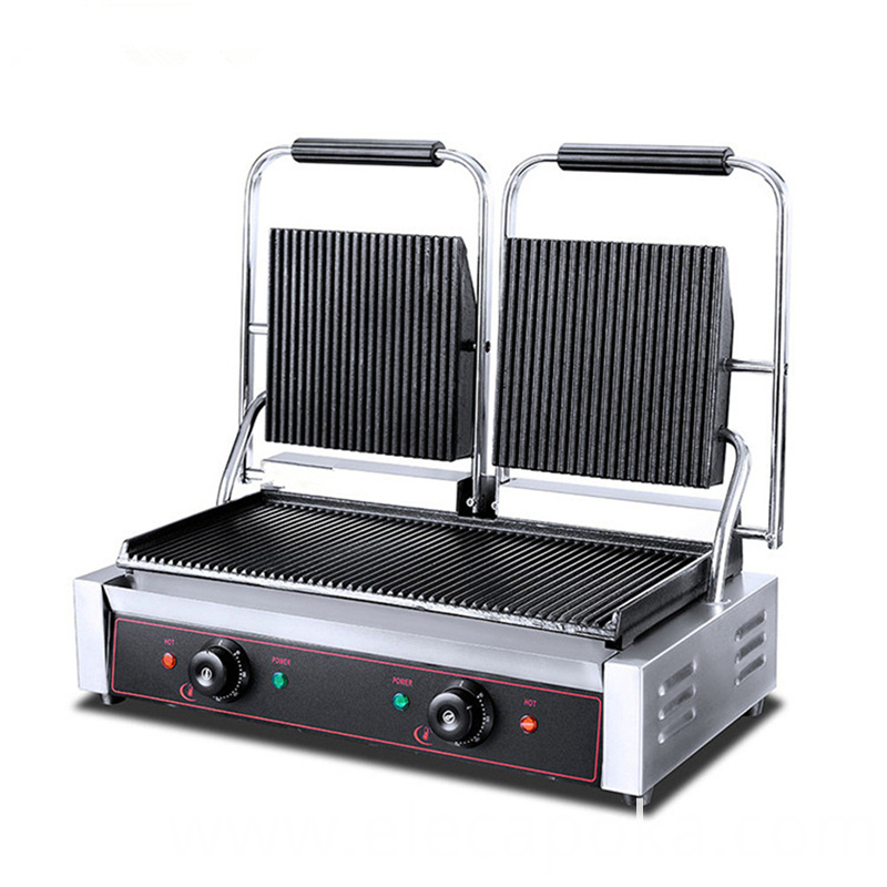 electric commercial griddle