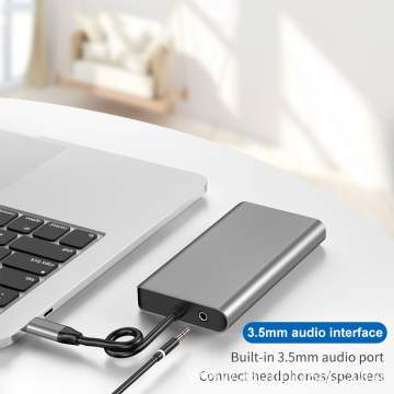 Docking Station 8 IN 1 For Laptop