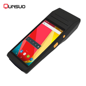 Android PDA rugged barcode scanner reader