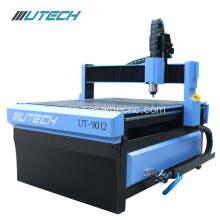 9012 3th cnc router for copper silver engraving