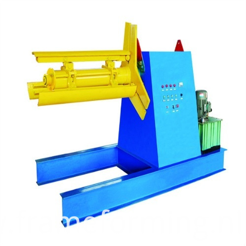 Corrugated Color Steel Making Machine1