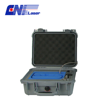 High sensitivity Portable Raman Spectrometer for food safety