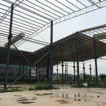 Prefabricated Structural Steel fabricators frame building