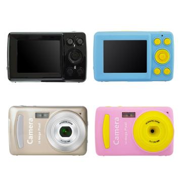 Children Digital Camera Video Camcorder Multi colored Camera 720P HD Mini Photo Video Camera 2.4'' Screen Best Gift For Children