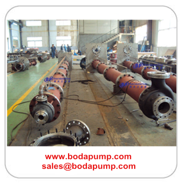 Long Shaft Submerged Chemical Pump