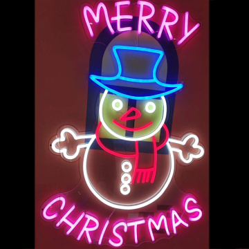 CHRISTMAS NEON SIGN DECORATION